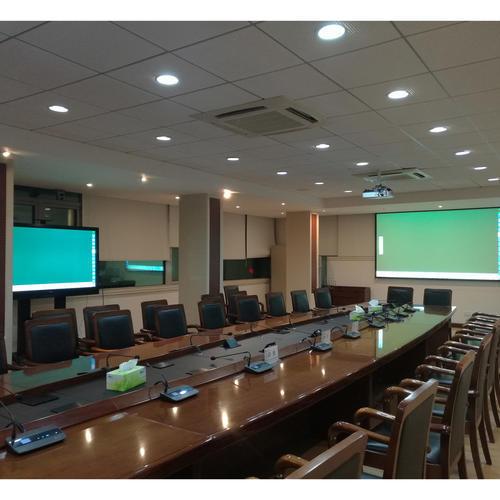 上海建筑工程会议室