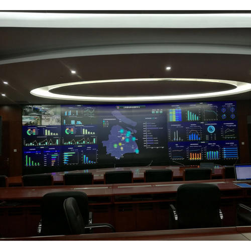 上海检验检疫局指挥中心