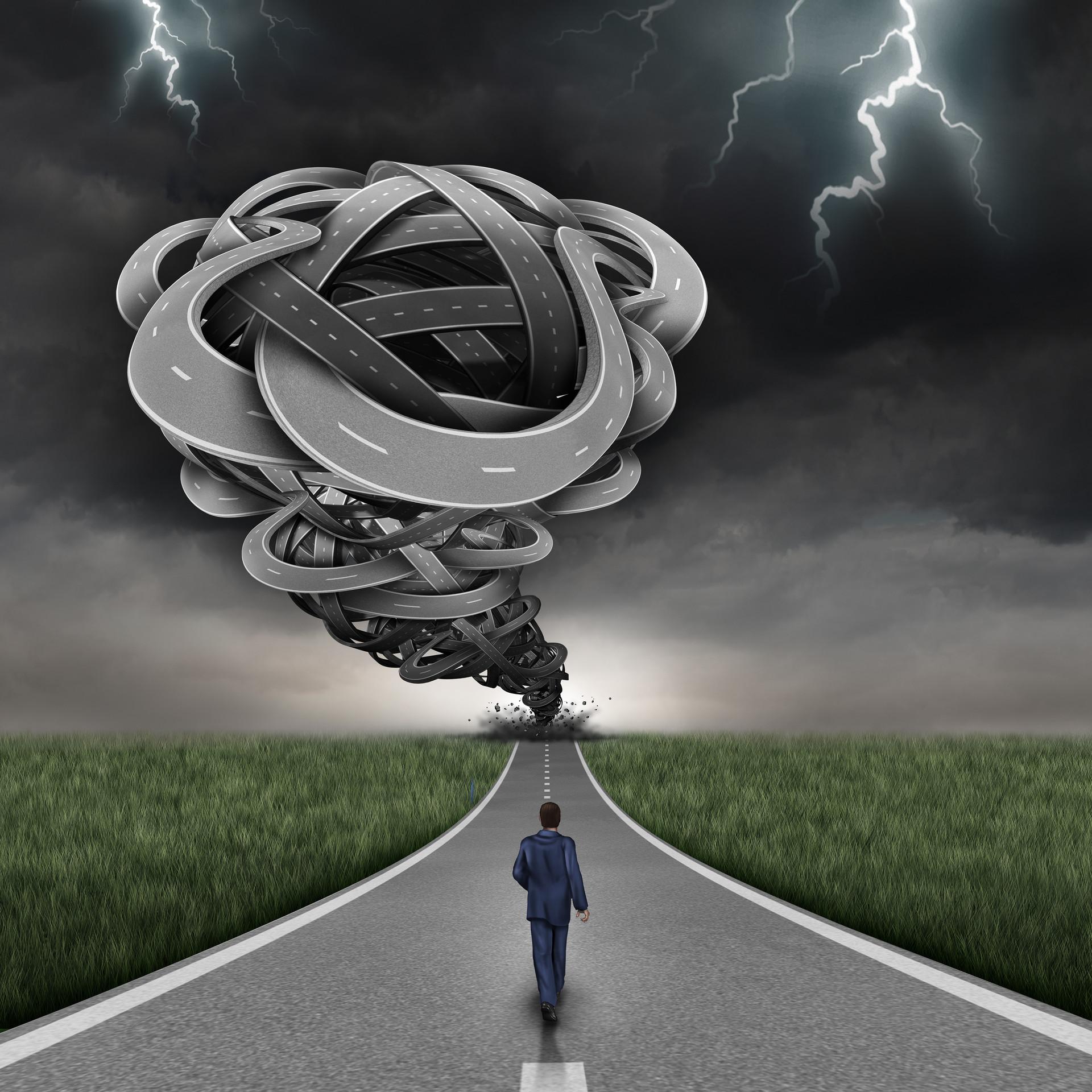 摄图网_300850078_banner_即将来的危险商业金融风险路径3D插图扭曲的道路,个危险的龙卷风,个大胆的商人走向风险,没惧,勇气(企业商用).jpg