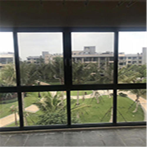 Vertical sliding window horizontal pattern sliding window design