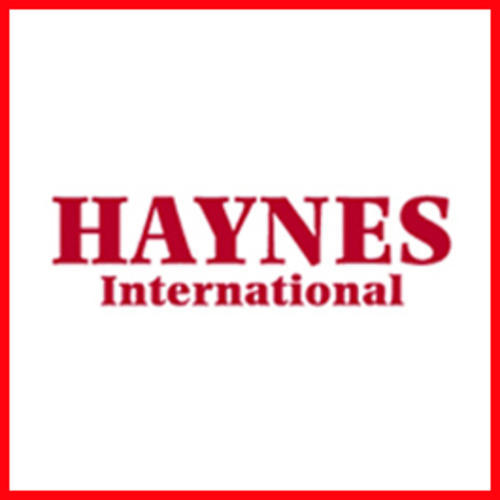 美國哈氏合金Haynes焊材