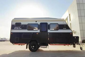 拉风的外观,强劲的性能,名骏XT16HR拖挂式房车,带上家人去旅行