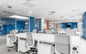 国外电子商务公司办公室装饰设计风格,你见过几种?