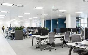 時下流行的軟件開發公司辦公室設計風格