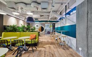 500-800平方辦公室設計要點,看完就懂了!