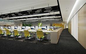 400平辦公室設計,有創意才是王道!