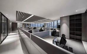 盘点办公室装修顶面的几种做法
