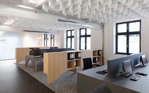 装修干货:办公室装修地毯施工要点