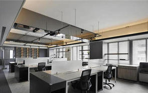 盘点办公室设计布局分割形式