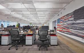 装修干货:办公室各功能区设计分析