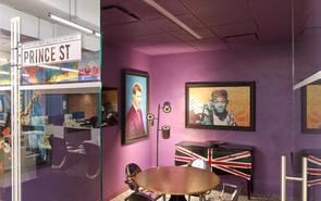 办公室小会客区设计方法