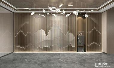 上海橡膠貿易公司辦公室裝修