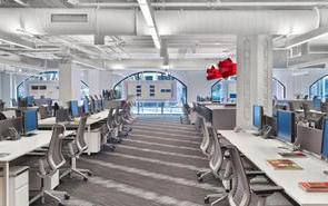 對于辦公室設計裝修的四點建議