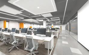 辦公室空間小怎么裝修?
