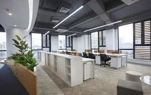 上海辦公室裝修多少錢一平方,寫字樓辦公室裝修流程