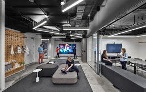 科技辦公室裝修風格,高檔實用的辦公室該如何裝修設計