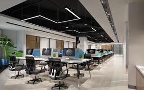 營銷策劃公司辦公室裝修設計,文化傳媒公司辦公室設計風格