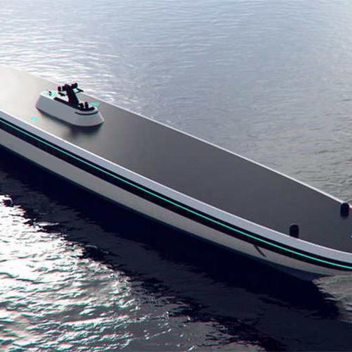 无人环保养殖船