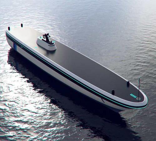 無人環保養殖船