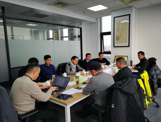 金牛镇驻沪流动党支部召开党员大会暨年终总结会