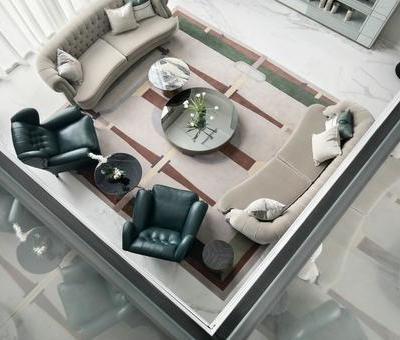 650㎡私人别墅 | 上海(三亚)蓝信空间设计
