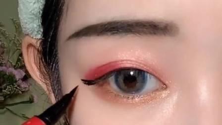 2022上海美博会跟大家分享下不同眼型眼影的画法