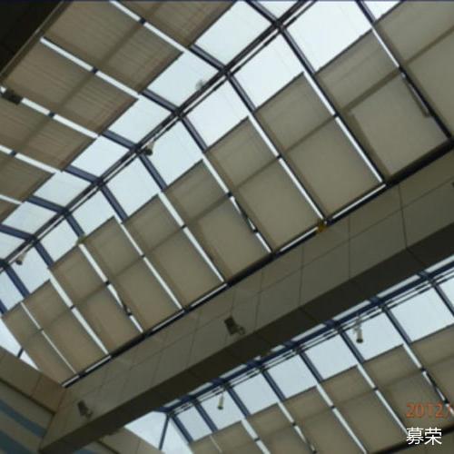 折叠式天棚帘