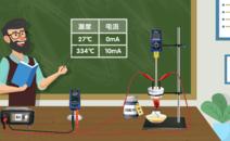 《熔融硝酸钾导电研究》