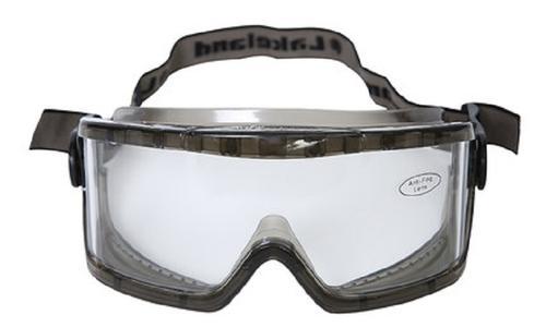 雷克兰护目镜防护眼罩G1580防冲击刮擦防雾防化学品飞溅防护眼镜
