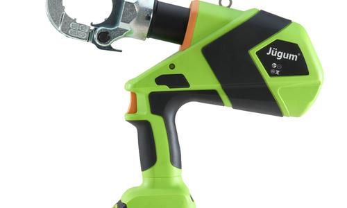 电动压接钳  BP17/6充电式电动液压钳 6-300mm^2