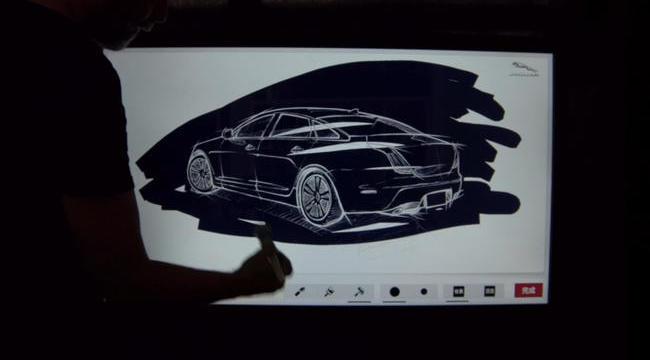 DIY绘画屏