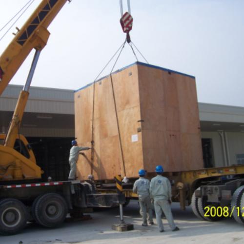 大型设备安装、搬移及配線配管