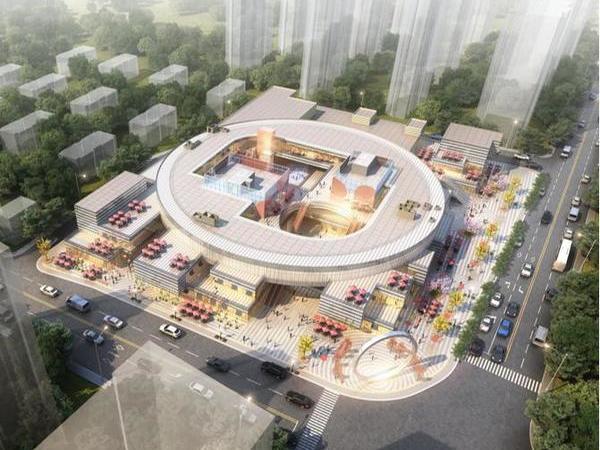 上海新环广场