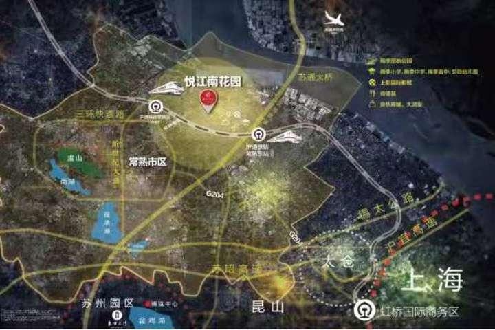 悦江南花园
