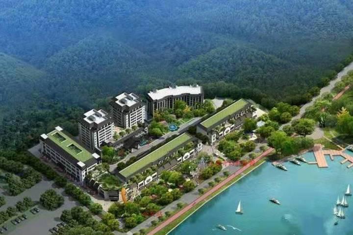 千岛湖玲珑湾