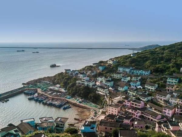 舟山海上海