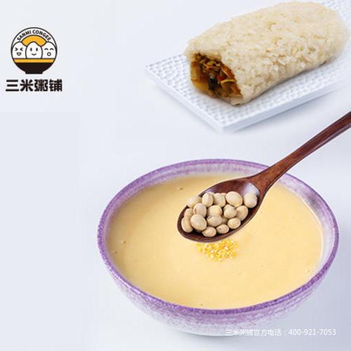「外婆家套餐」外婆菜饭团+玉米豆浆