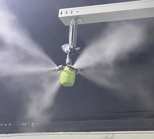 日式干雾加湿器