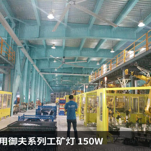 杭州某汽车公司厂房