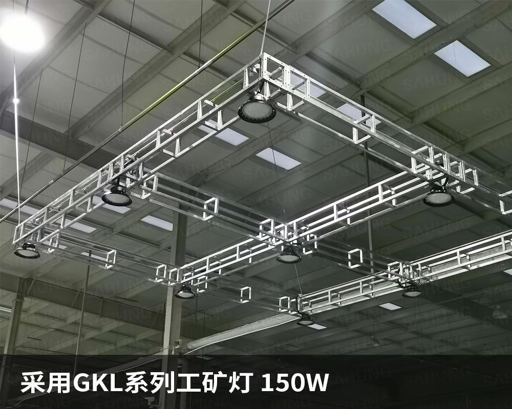 汉阳某公司生产线