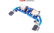 奥迪 RS3 2.5T 系列排气
