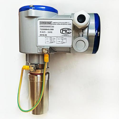 KROHNE科隆电磁流量变送器DWM2000