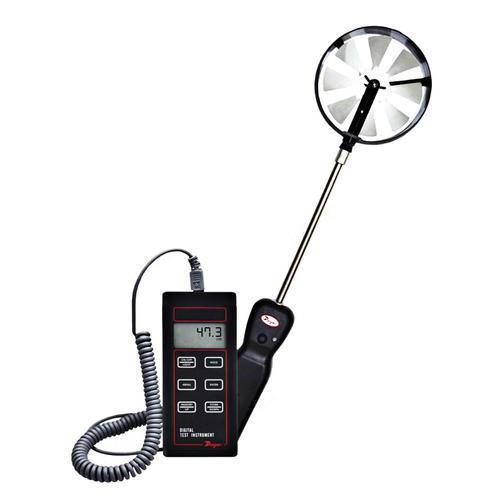 Dwyer德威尔473B-1手持式温湿度风速仪叶片式风速计