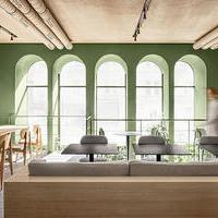 清凉①夏 ▏绿松石色花园餐厅的秘密