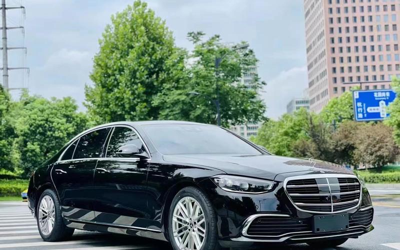 豪华车租赁-奔驰S450L