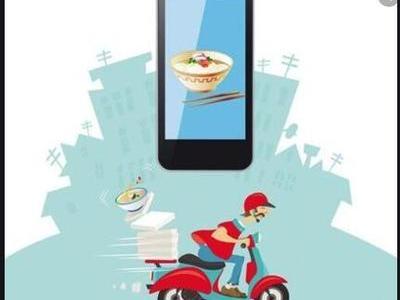 无接触餐饮|| 广州鼓励年夜饭 外卖无接触配送
