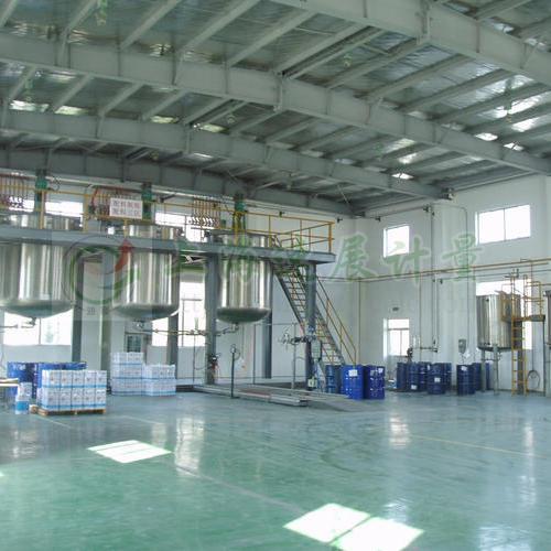 桶槽称重系统工厂案例