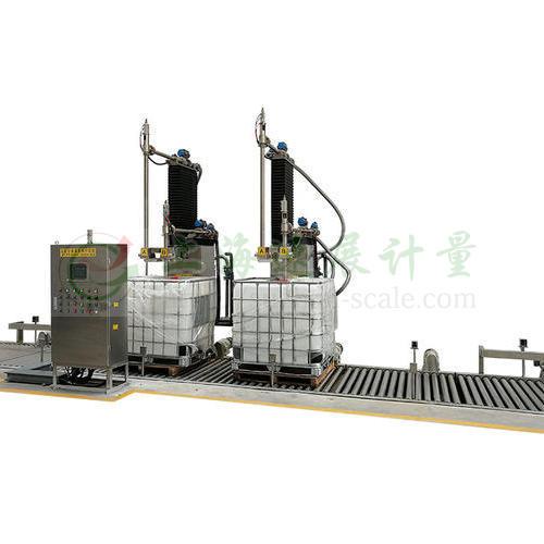 IBC吨桶灌装生产线 GAF-1500L4A