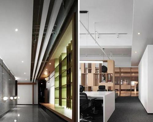 办公室设计装修说明-上海顺外