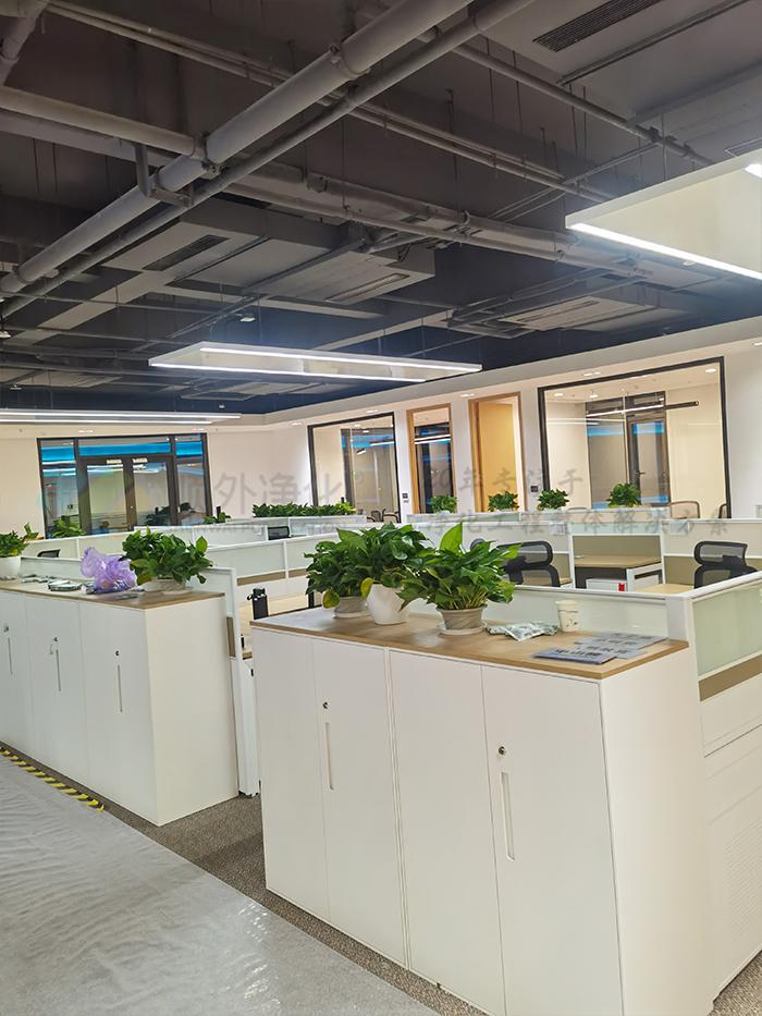 ABB办公区域装修设计